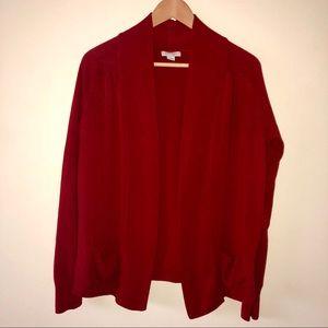 Mercer Street Studio Open Cardigan Sweater